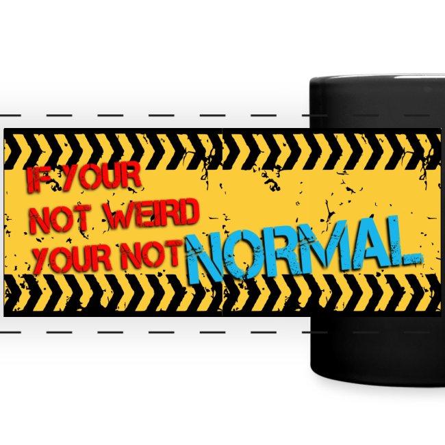 WARNING NORMAL MUG DES 1