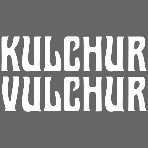 Kulchur Vulchur - Full Colour Panoramic Mug