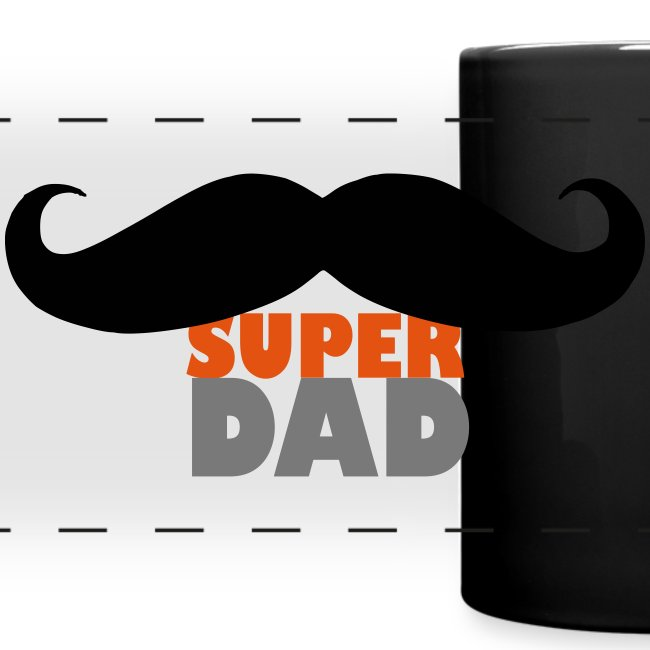 superdad moustache
