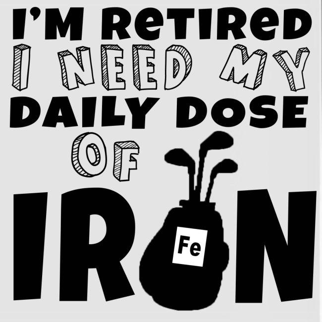 Retired Golfer