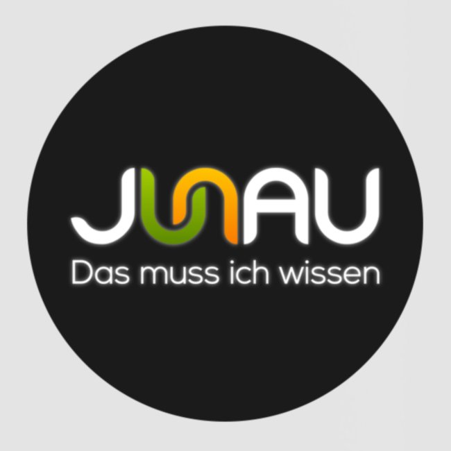 JUNAU - Das muss ich Wissen (rund)