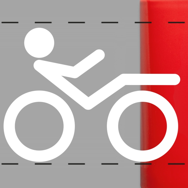 Recumbent bike white 2