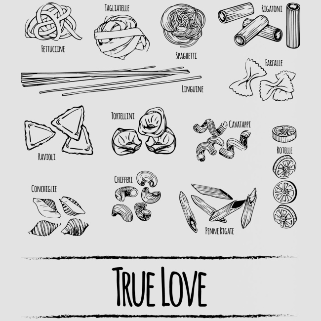 Pasta - My True Love