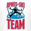 Apres-Ski Team - Ski fahren - Skiing -Winter Sport - Mannen Urban longshirt
