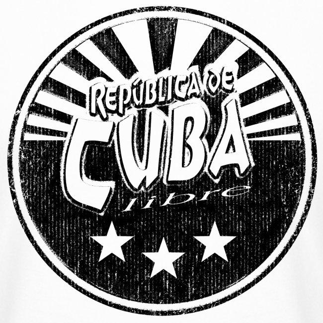 Cuba Libre (1c black)