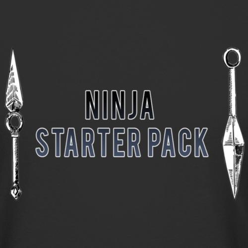 Ninja - T-shirt long Homme