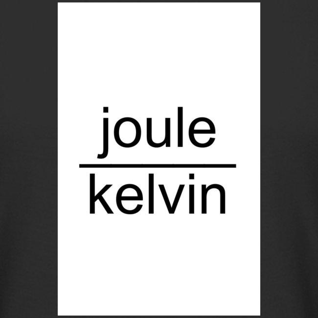 J/K unità di misura dell'ENTROPIA