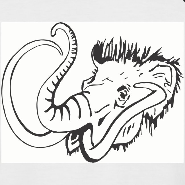 P Mammut Kopf