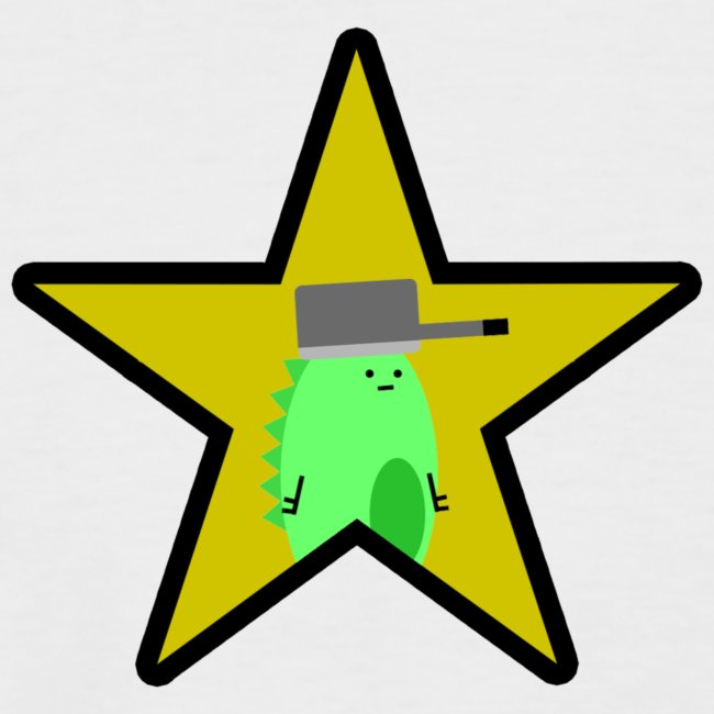 Derpo Gold Star png