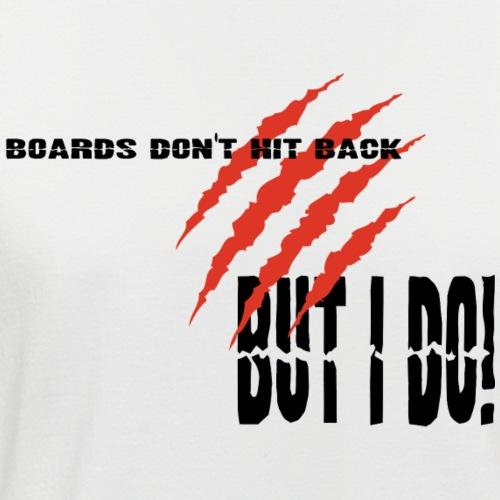 claws - Kortærmet herre-baseballshirt