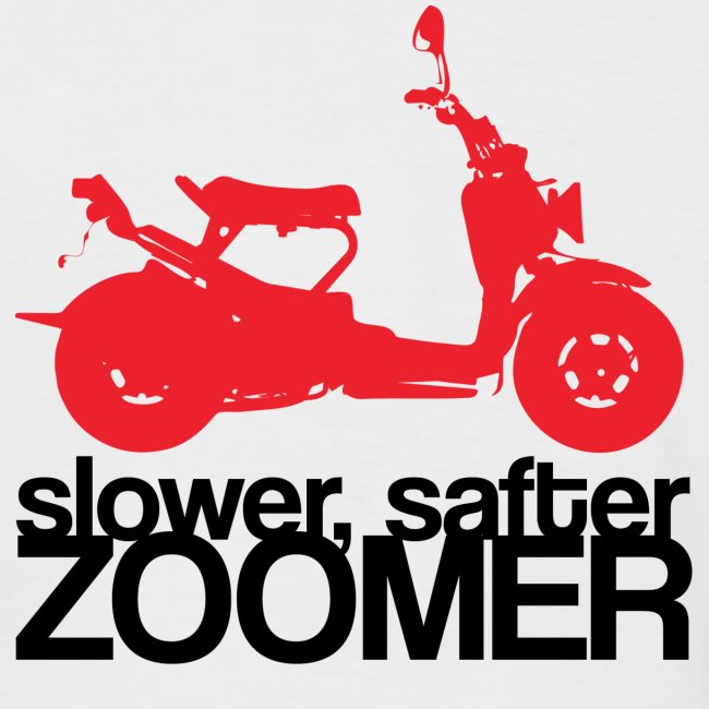 Slower faster zoomer