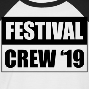 Crew Festival 19 - T-shirt baseball manches courtes Homme