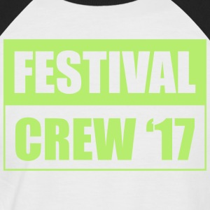 Crew Festival 17 - T-shirt baseball manches courtes Homme