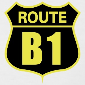 route B1 - Men's Baseball T-Shirt