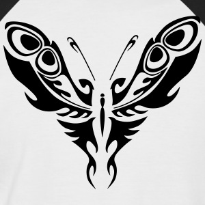 butterfly - Men's Baseball T-Shirt
