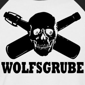 Wolfsgrube shit 2016 - Men's Baseball T-Shirt