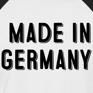 Made in Germany - Männer Baseball-T-Shirt