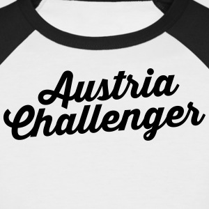 AustriaChallenger - Men's Baseball T-Shirt