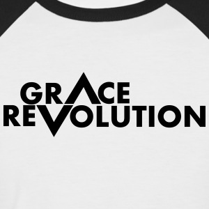 Grace Revolution - Revolution Grace - Men's Baseball T-Shirt