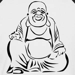 Buddha - Men's Baseball T-Shirt