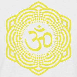 Om mantra - Men's Baseball T-Shirt
