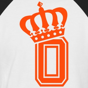 Letter O - Men's Baseball T-Shirt
