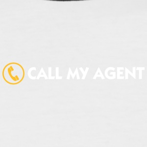 Call My Agent! - Men's Baseball T-Shirt