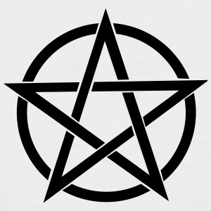 Pentagram - Men's Baseball T-Shirt