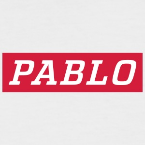 Pablo - T-shirt baseball manches courtes Homme