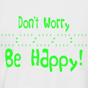 Happiness - Men's Baseball T-Shirt