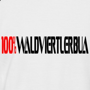 Waldviertllerbua - Men's Baseball T-Shirt