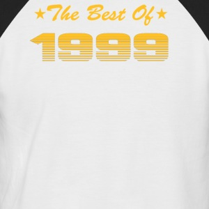 The Best Of 1999 - Men's Baseball T-Shirt