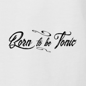 Born to be tonic - Men's Baseball T-Shirt