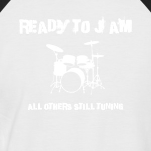READY TO JAM - Men's Baseball T-Shirt