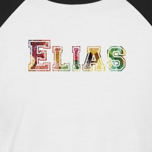 Elias - T-shirt baseball manches courtes Homme