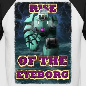Rise of the Eyeborg - Männer Baseball-T-Shirt