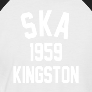 1959 Ska Kingston - Männer Baseball-T-Shirt