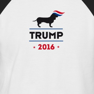 trump president Republikaner statement anti vote - Männer Baseball-T-Shirt