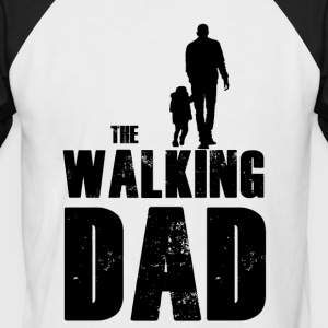 THE WALKING DAD - T-shirt baseball manches courtes Homme