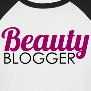 Beauty Blogger - Männer Baseball-T-Shirt