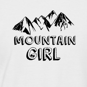 Mountain girl - Men's Baseball T-Shirt