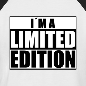 iam a limited edition - Men's Baseball T-Shirt