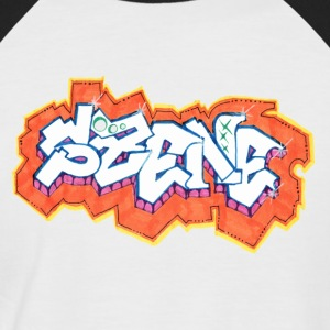 Graffiti - SIR - Men's Baseball T-Shirt
