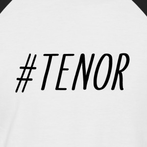 TENOR - T-shirt baseball manches courtes Homme