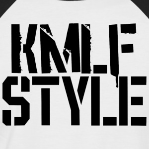 KMLF-STYLE! - T-shirt baseball manches courtes Homme