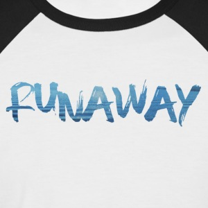 Runaway - Men's Baseball T-Shirt
