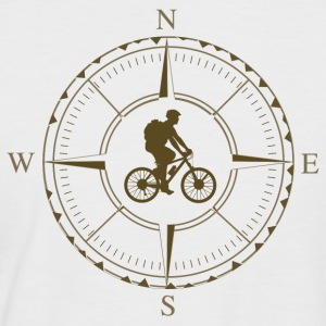 COMPASS - T-shirt baseball manches courtes Homme