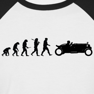 Motovolution - Men's Baseball T-Shirt