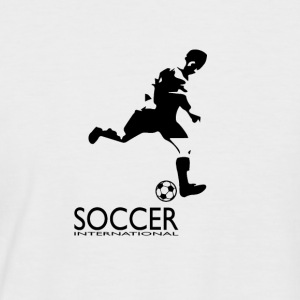 Soccer International - Men's Baseball T-Shirt