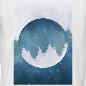 winter Mood - Men's Baseball T-Shirt